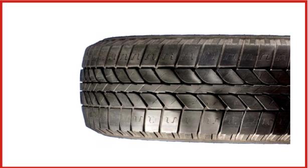 Danneggiamento pneumatici: usura irregolare a chiazze