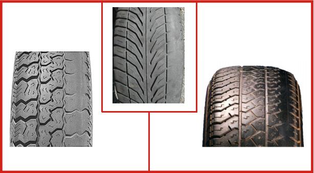 Danneggiamenti pneumatici: usura di una sola spalla
